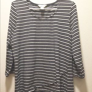 Christopher&Banks women's size large long sleeve